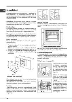 Kuchenka Gazowa Z Piekarnikiem Elektrycznym Mastercook Instrukcja