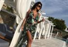 Natalia Siwiec w bikini na greckiej wyspie