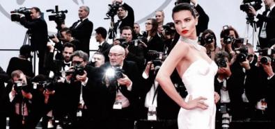 Adriana Lima z dumą prezentuje się w bieli