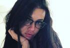 Adriana Lima dumnie prezentuje się bez makijażu