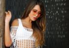 Alejandra Ghersi w prześwitującej sukience
