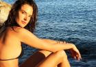 Alessandra Ambrosio wypoczywa w gronie znajomych