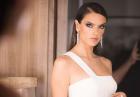 Alessandra Ambrosio w pięknej białej sukni