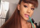Ariana Grande szaleje z długimi włosami