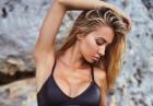 Dajana Gudic w skórzanym bikini