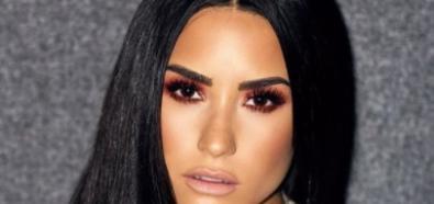 Demi Lovato z pełnym dekoltem