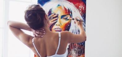 Galinka Mirgaeva z duszą artystki