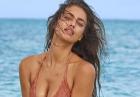 Irina Shayk cała mokra w bikini