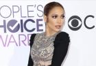 Jennifer Lopez na gali People's Choice Award