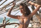 Josephine Skriver na rajskiej wyspie