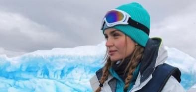 Josephine Skriver zwiedza Antarktydę