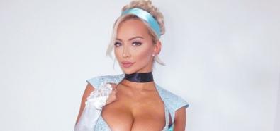 Lindsey Pelas w sexi bieliźnie