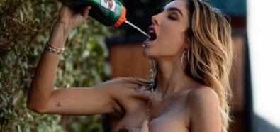 Lyna Perez topless