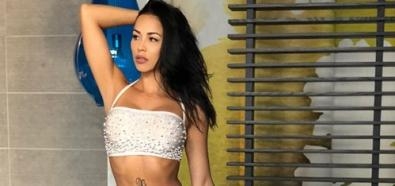 Melissa Riso seksownie i pociągająco