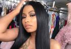 Nicki Minaj piersi obwiązała sznurem