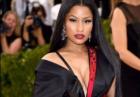 Nicki Minaj odsłoniła dekolt i nogi