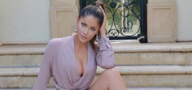 Olivia Pierson zachwyca seksapilem