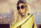 Paris Hilton bawi się na Electric Daisy Carnival