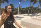 Paris Hilton wypoczywa w Meksyku
