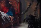 Rihanna kusi nagością w kolorowych piórach