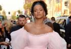 Rihanna w gustownej różowej sukni