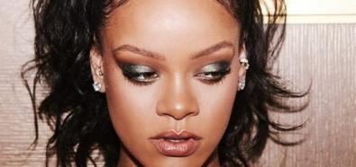 Rihanna dumnie prezentuje swoją urodę
