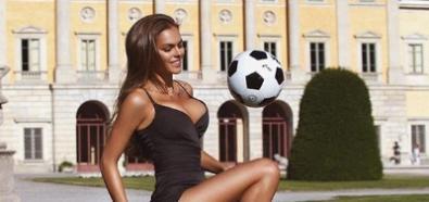 Viki Odintcova marzeniem każdego fana piłki nożnej