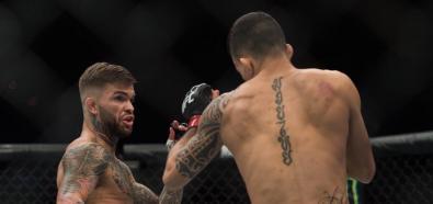 UFC 217 w zwolnionym tempie