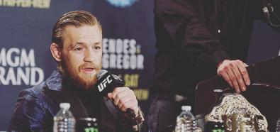 McGregor: Trylogia z Diazem albo walka z Nurmagomedovem