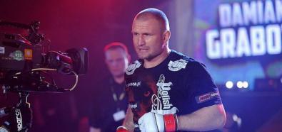 Damian Grabowski pożegnał się z UFC