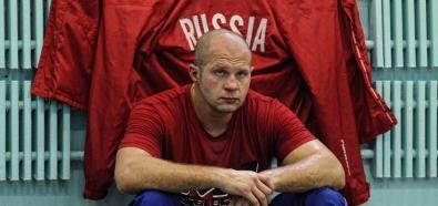 Fedor Emelianenko: Będę walczył, jak długo będę mógł