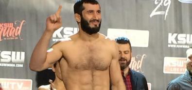 Khalidov vs Narkun na KSW 42