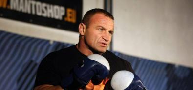 Pudzianowski: W Polsce mogę się bić z każdym w wadze ciężkiej