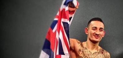 Holloway: Pokażę jak zachowuje się prawdziwy mistrz