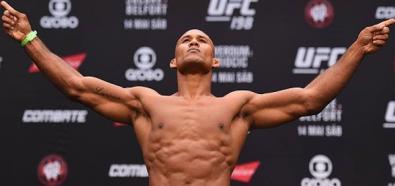 Ronaldo Souza: Pas to tylko konsekwencja walczenia