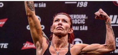 Cris Cyborg: Rousey walcząc z Holm była myślami przy mnie