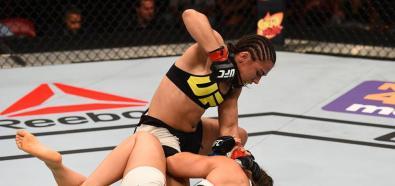 Jessica Andrade pokonała Tecię Torres