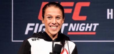 Joanna Jędrzejczyk oficjalnie zawalczy na UFC 217