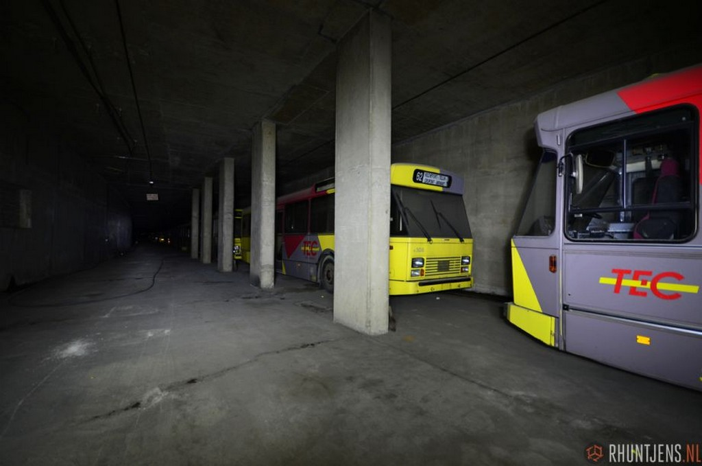 Wraki autobusów