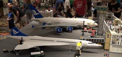 lego statki i samoloty