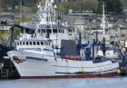 Statki poławiaczy krabów