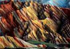 Narodowy Park Geologiczny Zhangye Danxia
