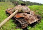 Opuszczone czołgi na wyspie Szykotan