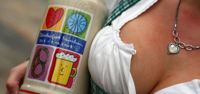 Oktoberfest - piwo - kobiety - dobre jedzenie