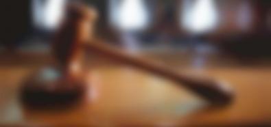 Gangster z tytułem magistra prawa wymuszał haracze