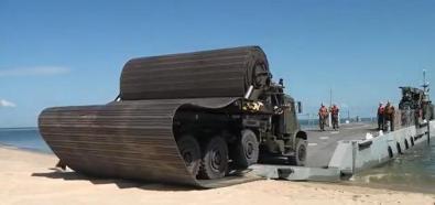 Drogi budowane przez wojska inżynieryjne