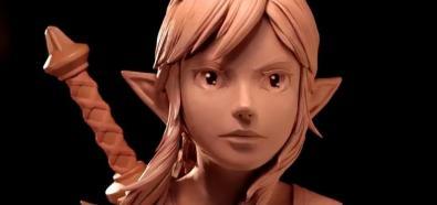 Rzeźba Linka