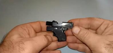 Miniaturowy pistolet