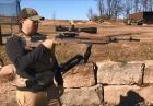 Replika stabilizatora broni
