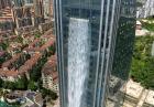 Wodospad w wieżowcu